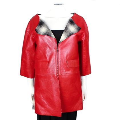 chanel-2013-red-leather-jacket-wool-interior-blackwhite-lining-38-us-6-pre-owned-used