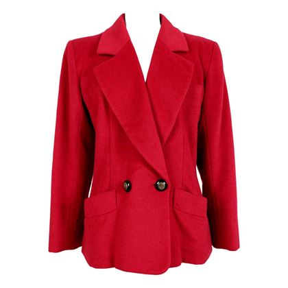 yves-saint-laurent-rive-gauce-jacket-double-breasted-cashmere-angora-vintage-red