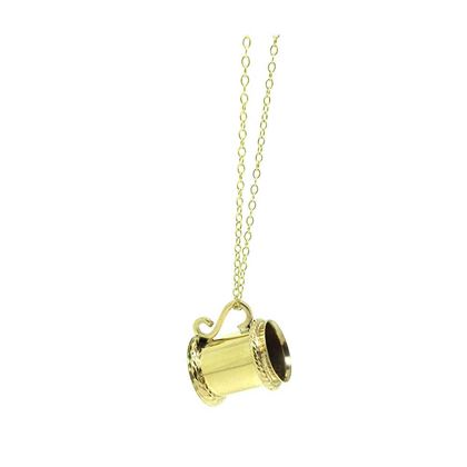 vintage-1960s-9ct-yellow-gold-tankard-charm-necklace