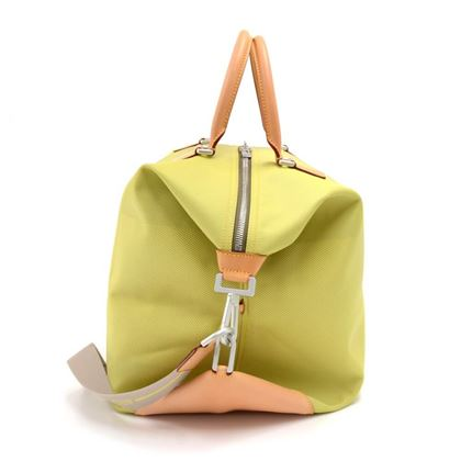 louis-vuitton-lv-cup-2003-lime-damier-geant-canvas-boston-bag-4
