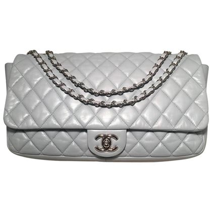 chanel-light-blue-quilted-leather-xl-maxi-classic-flap-shoulder-bag