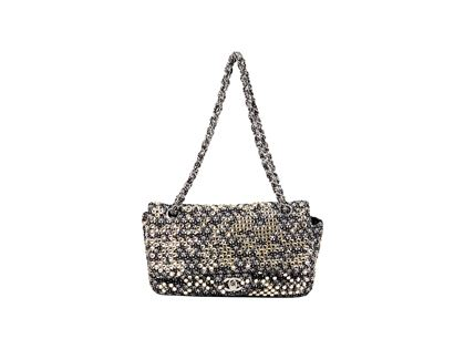 black-white-chanel-tweed-classic-flap-bag-with-swarovski-crystals