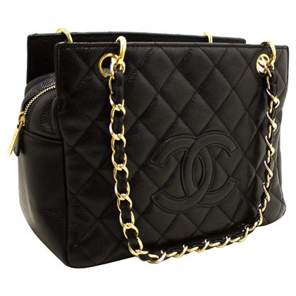 chanel-caviar-chain-shoulder-shopping-tote-bag-black-quilted-2