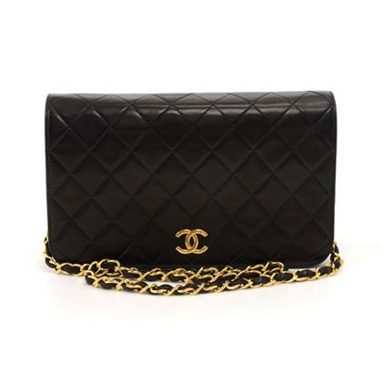 vintage-chanel-9-classic-black-quilted-leather-shoulder-flap-bag-4