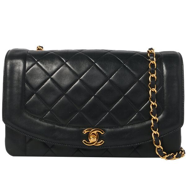183859a7790b chanel-diana-flap-chain-bag-25cm-black-9