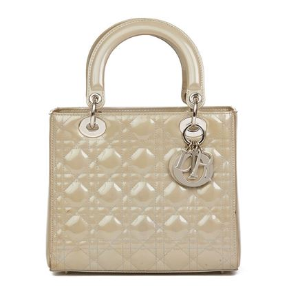 grey-pearlized-quilted-patent-leather-medium-lady-dior