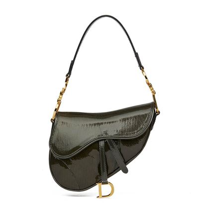 olive-green-monogram-patent-leather-mini-saddle-bag-2