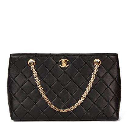 black-quilted-lambskin-classic-shoulder-bag