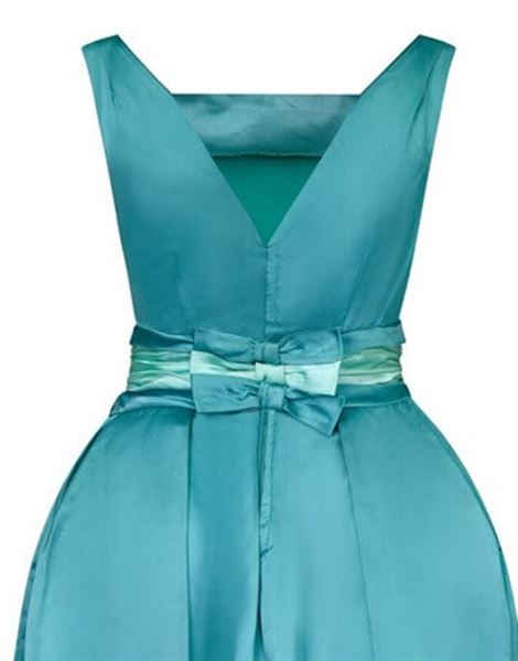 vintage-1950s-turquoise-satin-duchess-dress-uk-size-8