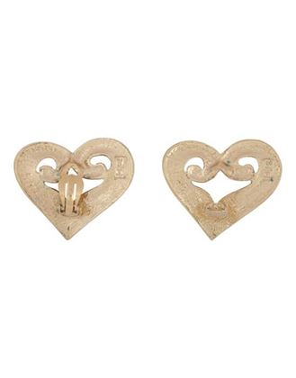 yves-saint-laurent-1980s-gold-tone-heart-earrings