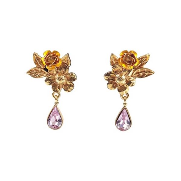 christian-lacriox-1990s-gold-tone-crystal-drop-earrings