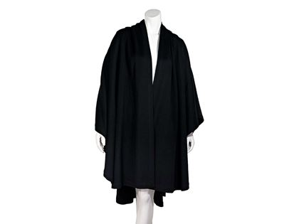 black-givenchy-wool-cape