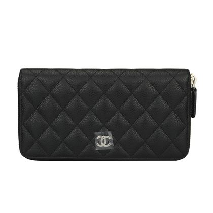chanel-classic-zipped-wallet-black-caviar-silver-hardware-2016