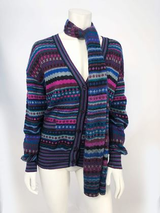 1970s-missoni-knit-cardigan-with-matching-scarf