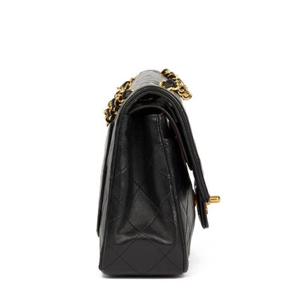 black-quilted-lambskin-vintage-small-classic-double-flap-bag-41