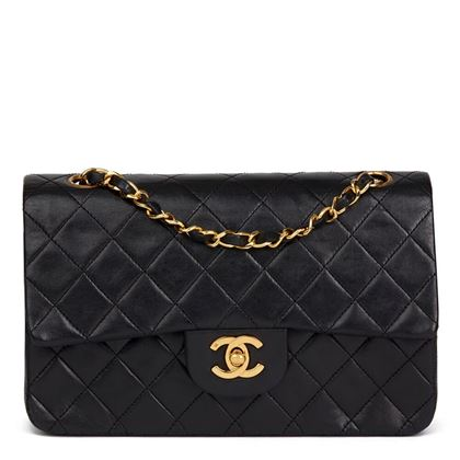 black-quilted-lambskin-vintage-small-classic-double-flap-bag-45