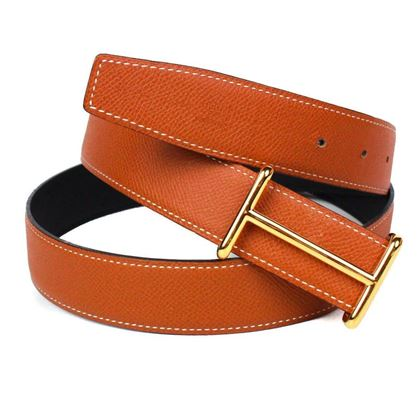 hermes-belt-unisex-reversible-tan-brown-leather-h-gold-idem-buckle-kit-95-pre-owned-used