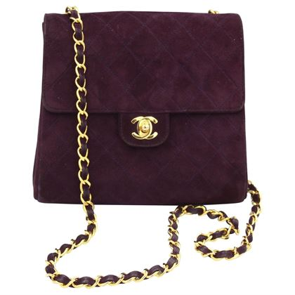 vintage-90s-chanel-timeless-purple-suede-bag