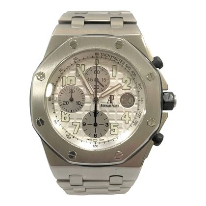 Audemars Piguet Royal Oak Stainless Steel Mens Watch