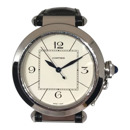 Cartier Pasha Stainless Steel Unisex Watch