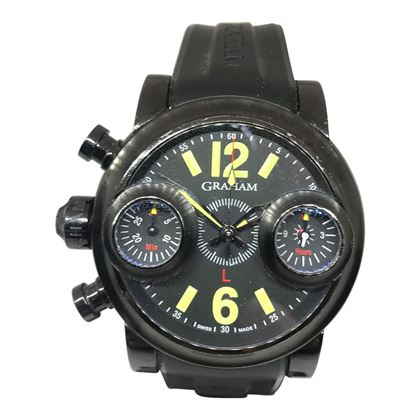 Graham Black Ltd edition Mens Watch