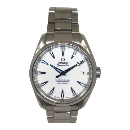 Unworn Omega Seamaster titanium Mens Watch