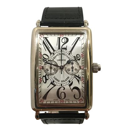 Franck Muller Long Island Monopisante Mens Watch