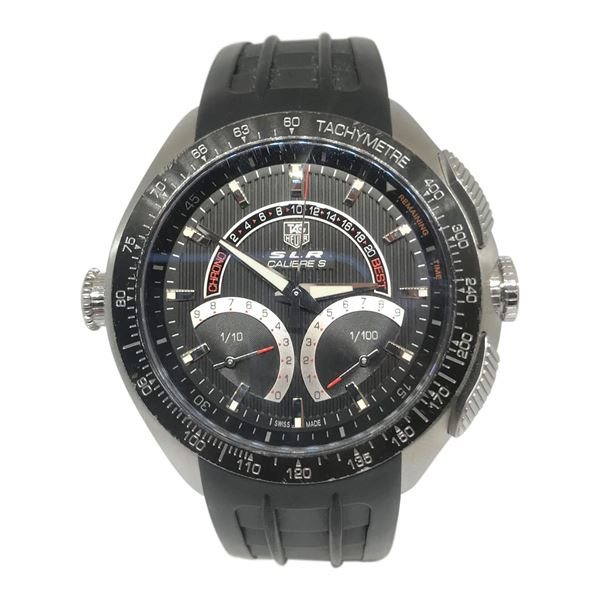 Tag Heuer SLR Calibre S Mens Watch