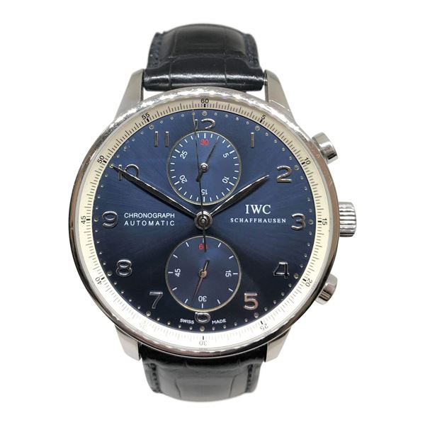 Limited Edition IWC Mens Watch 184 of 2000 Pieces