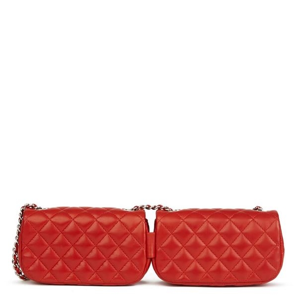 red-quilted-lambskin-double-mini-flap-bag