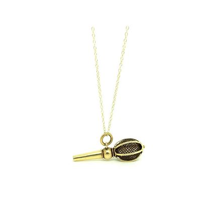 antique-victorian-woven-hair-work-watch-key-gold-necklace-2