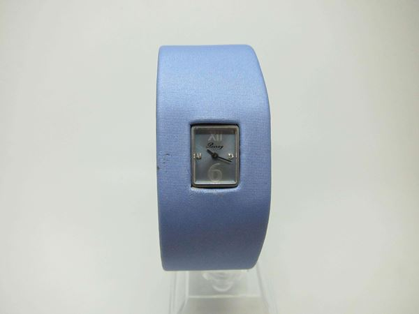 poiray-ladies-stainless-steel-diamond-dial-limited-edition-wristwatch-2