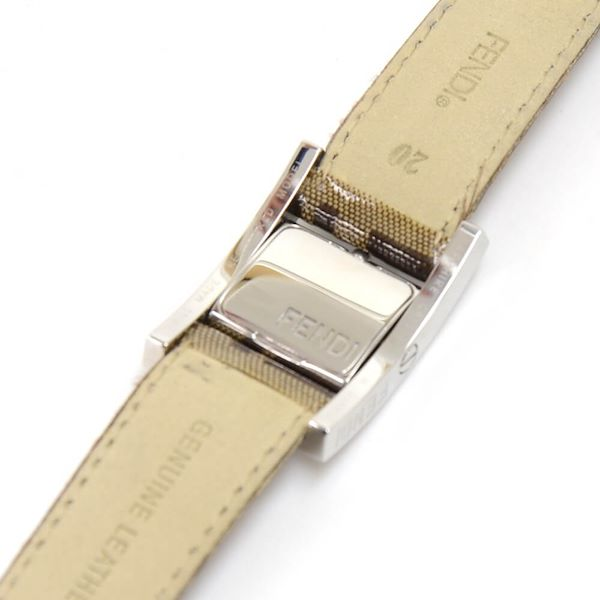 fendi-stainless-steel-zucca-coated-canvas-leather-quartz-watch-swiss-made
