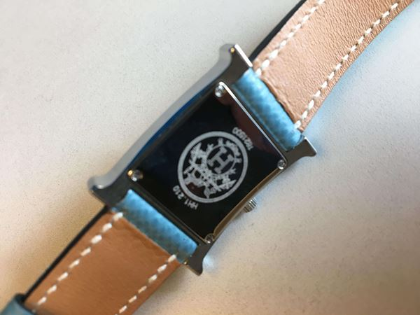 womens-mm-hermes-limited-edition-blue-dial-heure-h-watch
