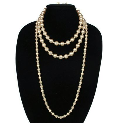 chanel-rare-vintage-pearl-necklace-triple-strand-cream-white-gold-clasp-cc-pre-owned-used