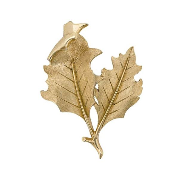 1960s-vintage-trifari-curly-leaf-brooch