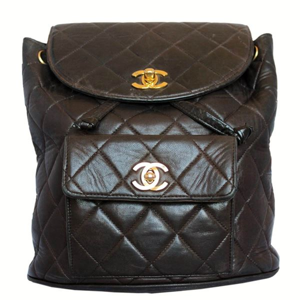 1b509b6aa08a Chanel Vintage backpack