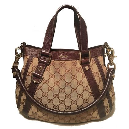 gucci-monogram-canvas-and-brown-leather-small-shoulder-handbag