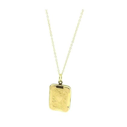 antique-victorian-9ct-rose-gold-rectangular-engraved-locket-necklace
