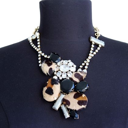 dsquared2-animalier-necklace