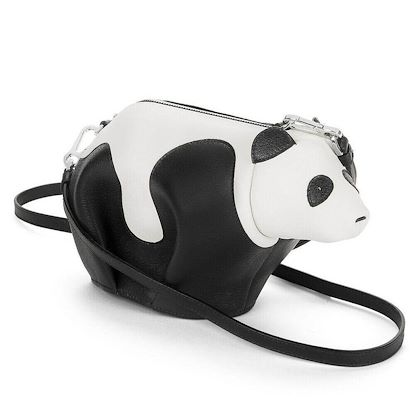 loewe-2018-1400-panda-crossbody-leather-shoulder-bag-blackwhite-new