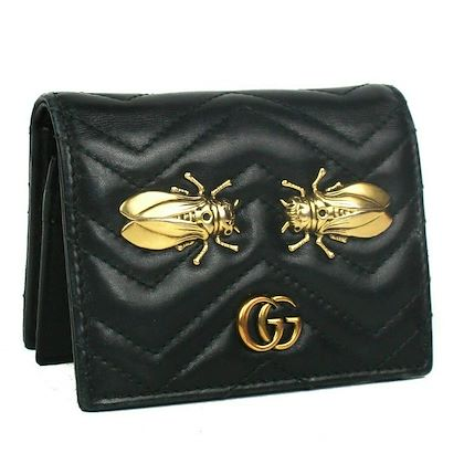 gucci-black-wallet-leather-gg-bi-fold-card-case-pre-owned-used
