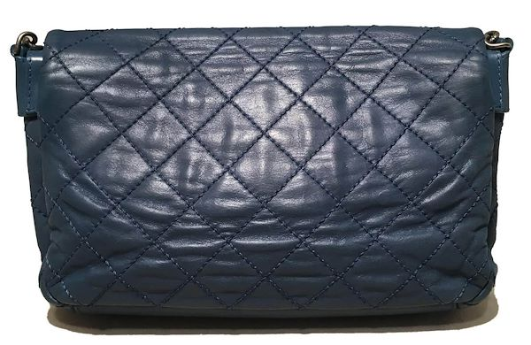 chanel-quilted-navy-blue-coated-leather-classic-flap-shoulder-bag