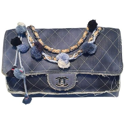 chanel-paris-dubai-denim-tassel-pom-pom-medium-classic-flap-shoulder-bag