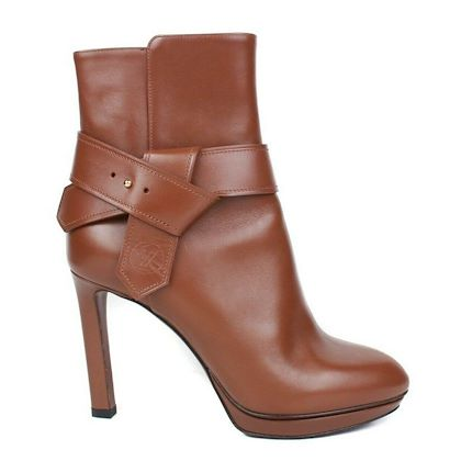 louis-vuitton-boots-brown-leather-heel-strap-platform-zip-booties-37-us-7-pre-owned-used