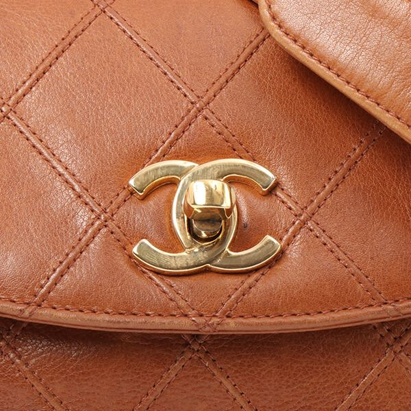 chanel-bicolore-stitch-turn-lock-waist-bag-brown