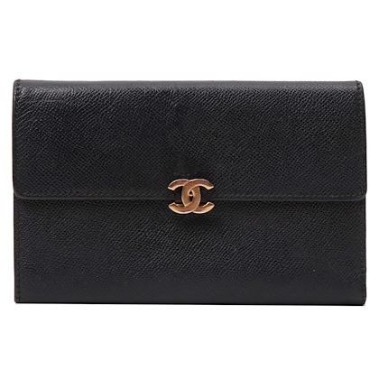 chanel-caviar-skin-cc-mark-plate-wallet-black-2