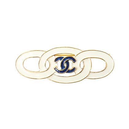 chanel-chain-motif-bicolor-cc-mark-brooch-whiteblue