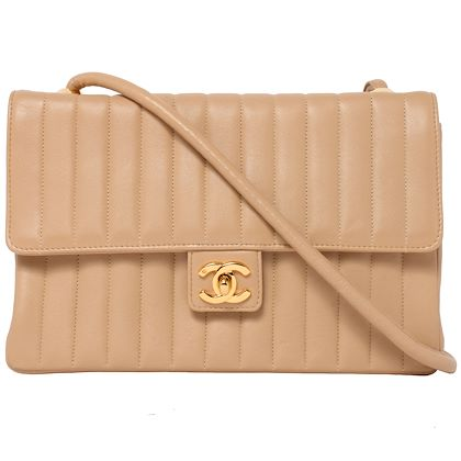chanel-mademoiselle-stitch-straight-flap-cc-mark-turn-lock-plate-shoulder-bag-beige