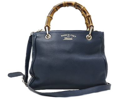gucci-embossed-leather-2way-hand-bag